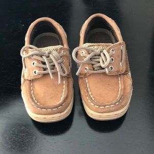 Toddler Sperry Topsiders